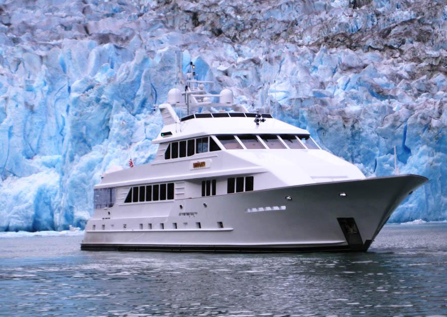 Shogun Charter Yacht Alaska Mexico Pacific Nw Luxury